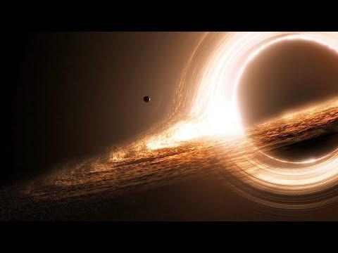 宇宙本身就是一个黑洞?莫非我们一直生活在黑洞里面?