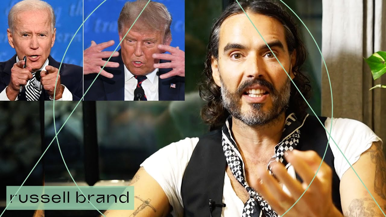 Who Really Won? Trump Or Biden?! | Russell Brand