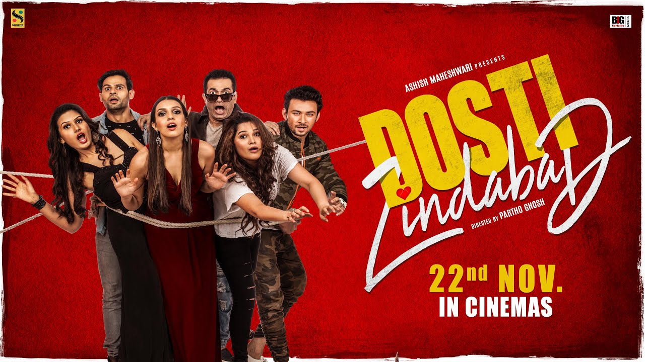 Dosti Zindabad Official Trailer Hindi Movie News Bollywood Times Of India