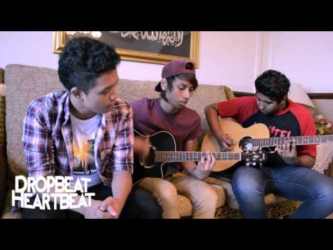 ALL TIME LOW - Somewhere In Neverland (Dropbeat Heartbeat acoustic cover)
