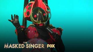 The Clues: Ladybug | Season 2 Ep. 1 | THE MASKED SINGER