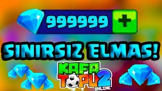 SINIRSIZ ELMAS! ONLİNE KAFA TOPU 2!