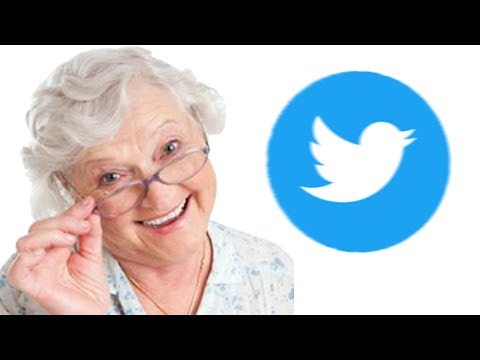 PRETENDING TO BE A GRANDMA ON TWITTER