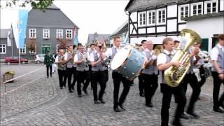 Schützenfest 2016 in Eversberg - Der Mittwoch