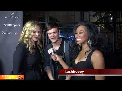 """SUMMER MOORE & KASH HOVEY PROMOTE THE PREMIERE OF THEIR NEW MOVIE """"AS IN KEVIN"""" 