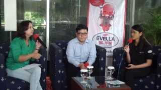 Live Talkshow Aqurius Boutiqe Hotel At Lobby ABH Part 1