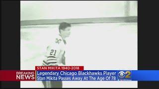Stan Mikita Dies