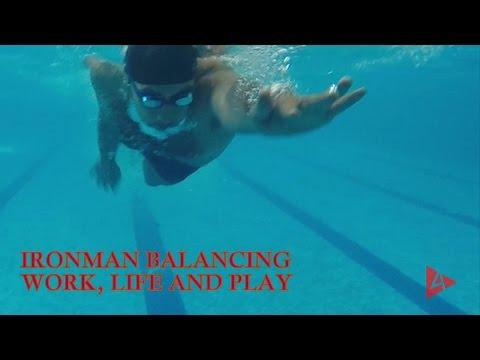 Ironman - Balancing Work Life and Play | 4Play