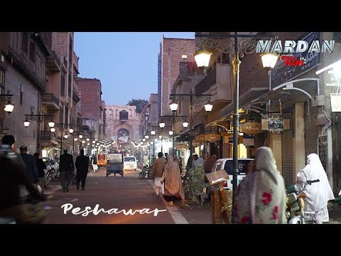 PESHAWAR CITY PAKISTAN 2019