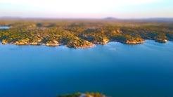 The Bluebonnets of E.V. Spence Reservoir, Robert Lee Texas
