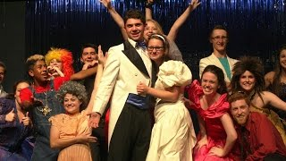 Wedding Singer at Harand Theatre Camp