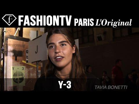 Y-3 Men: Designer's Inspiration | Paris Men's Fashion Week Fall/Winter 2014-15 | FashionTV