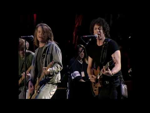 Lou Reed, Soul Asylum perform \