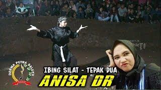 Gambar cover Anisa Dr - Ibing Silat Tepak Dua, Syukuran TDUP Derma Putra Saluyu