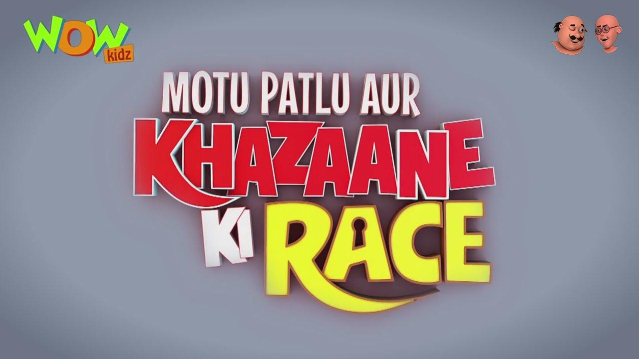 Download Motu Patlu Aur Khazaane Ki Race - Trailer