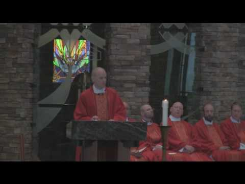homily on Catholic education.wmv