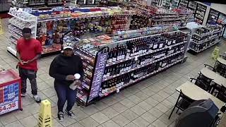 Lafayette Crime Stoppers search for gas station robbery suspects