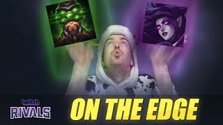 ON THE EDGE WITH MASTER YI AND MORGANA - Cowsep
