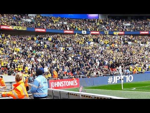 JPT Final 2016 - Barnsley 3-2 Oxford United