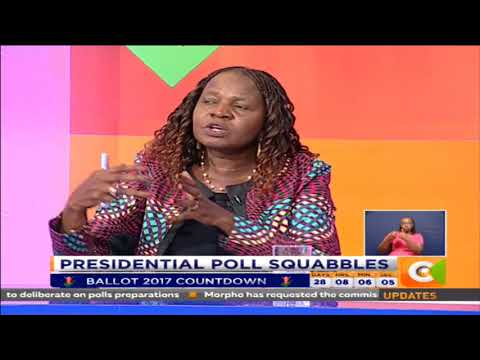 Monday Special : Presidential Poll Squabbles