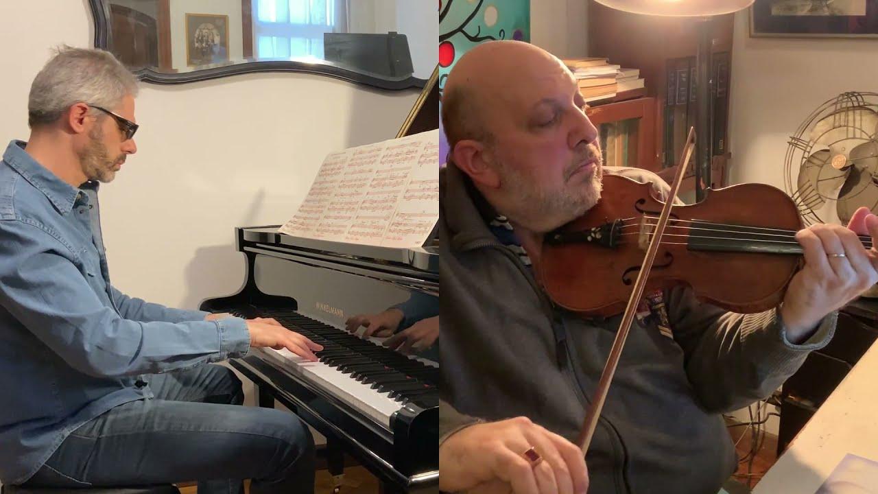Song from a Secret Garden Adolfo Halsband Thau: ViolínMarcelo Daniel Tau: Piano
