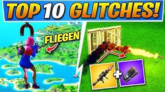 10 BESTEN GLITCHES! NICHT NACHMACHEN! Season 2 Fortnite