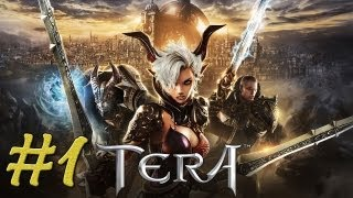 Let's Play Tera: Rising Gameplay Walkthrough Part 1 - A New Beginning (2013)