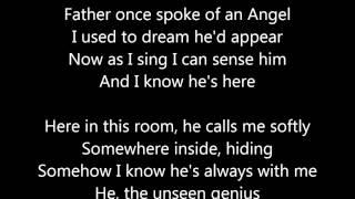 Phantom Of The Opera - Angel of Music (Meg only cover)