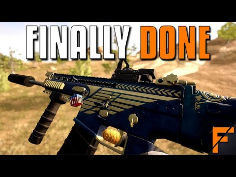 I FINALLY FINISHED THE SCAR-L MISSION | PUBG