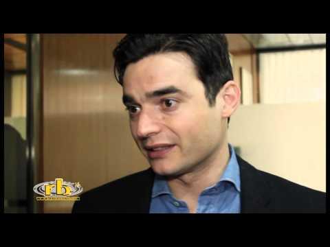 Paolo Briguglia, intervista, Il giudice meschino, RB Casting