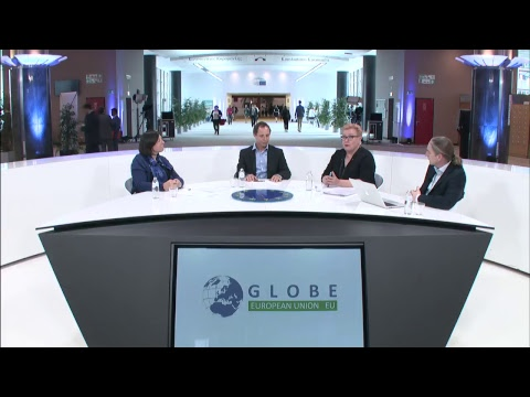 Globe EU Panel discussion on green jobs