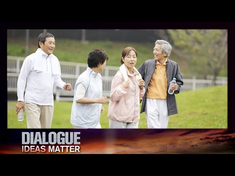 Dialogue— Elderly Care in China 10/10/2016 | CCTV