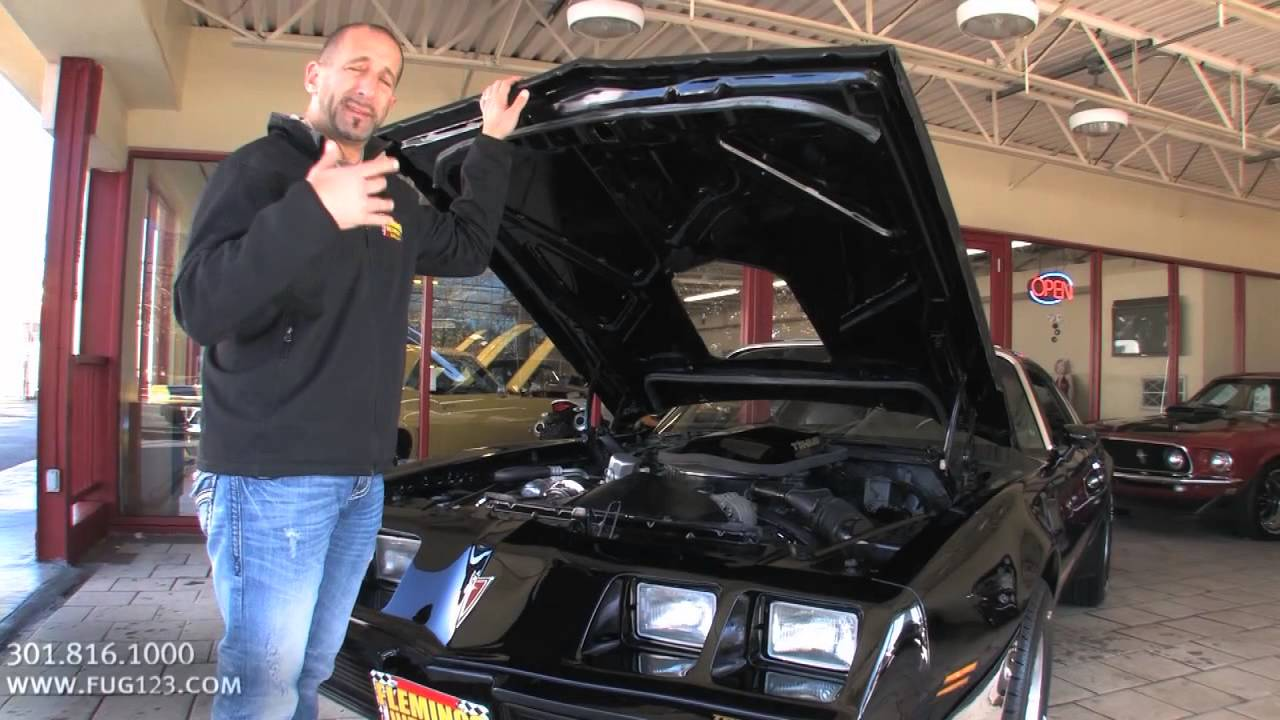 1979 Firebird Trans Am for sale Flemings with test drive, driving ...
