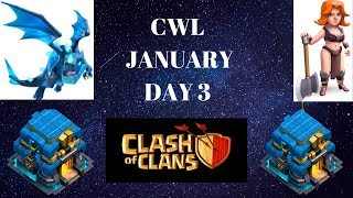 Clash with Spartan Day 3 January CWL