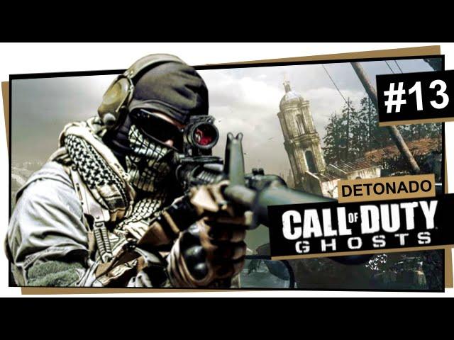 Call of Duty Ghosts #13 - Fim da Linha (Dublado em Português)