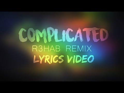 Dimitri Vegas and Like Mike vs. David Guetta feat. Kiiara - Complicated (R3hab Remix) (Lyric Video)