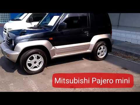 นิยมพานิช ขาย Mitsubishi Pajero Mini (เชียงใหม่) 19/4/61