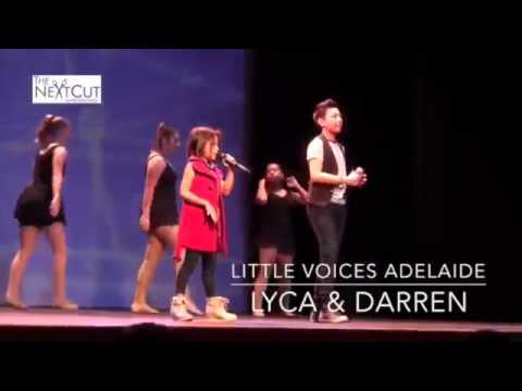 LITTLE VOICES- Darren Espanto- ADELAIDE AUSTRALIA Full (03-22-2015)