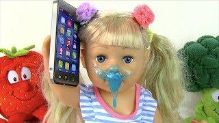 ВСЯ В СОПЛЯХ или Бассейн Отменяется #Кукла Пупсик #Бебибон  Игрушки Для Девочек Играем Как Мама