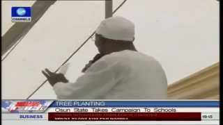 Osun state takes tree planting campaign to schools