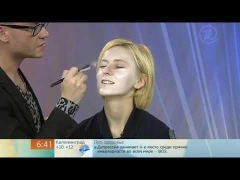 Как смешивать пигменты для перманентного макияжа бровей?
