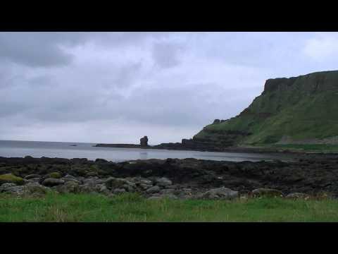 Free HD Nature footage Giant's Causeway UK Northern Ireland  8