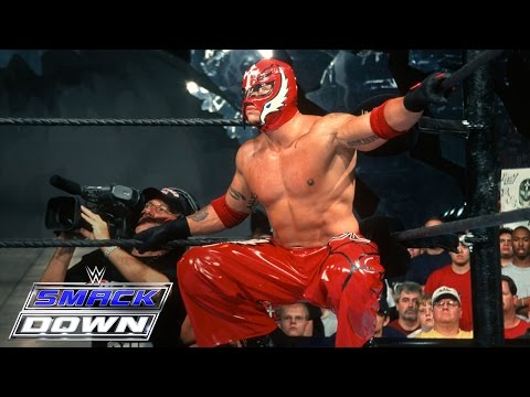 Thumbnail: Rey Mysterio makes his WWE debut against Chavo Guerrero: SmackDown, July 25, 2002
