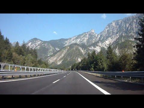 A23 Autostrada Alpe–Adria / Italy
