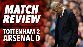 Tottenham Hotspur 2-0 Arsenal   2016/17   Match Review