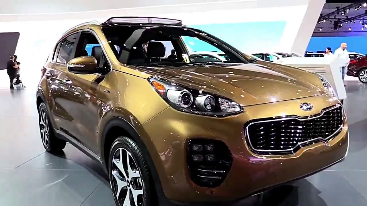 2018 kia sportage sx turbo awdpro design special limited. Black Bedroom Furniture Sets. Home Design Ideas