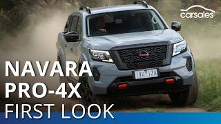 COMING SOON: 2021 Nissan Navara PRO-4X - First Look @carsales.com.au
