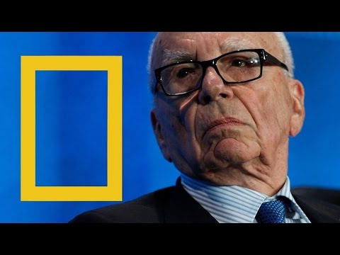 Rupert Murdoch Takes Over National Geographic
