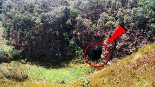 Они думали это простая пещера, но вы не поверите тому, что они обнаружили внутри