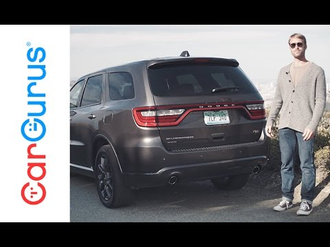 2016 Dodge Durango | CarGurus Test Drive Review